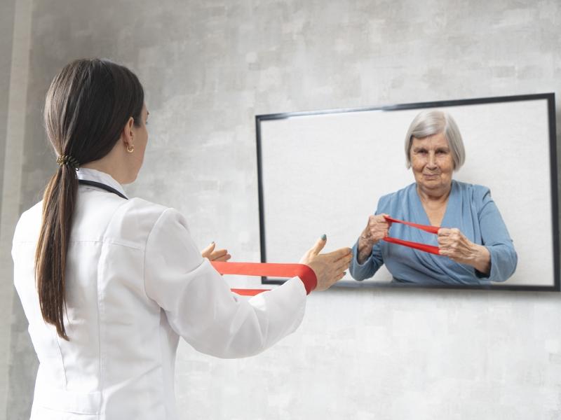 Conecta Médico e as possibilidades da fisioterapia à distância